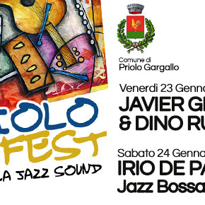 "1^ Priolo Jazz Fest ""SUD&AMERICA JAZZ SOUND"""