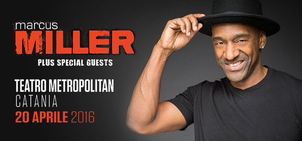 Marcus Miller + Special Guest